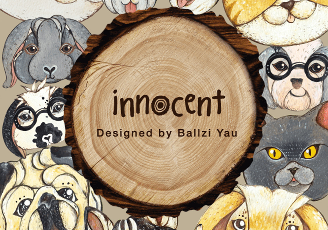 Innocent by Ballzi - LOVE Never Abandons