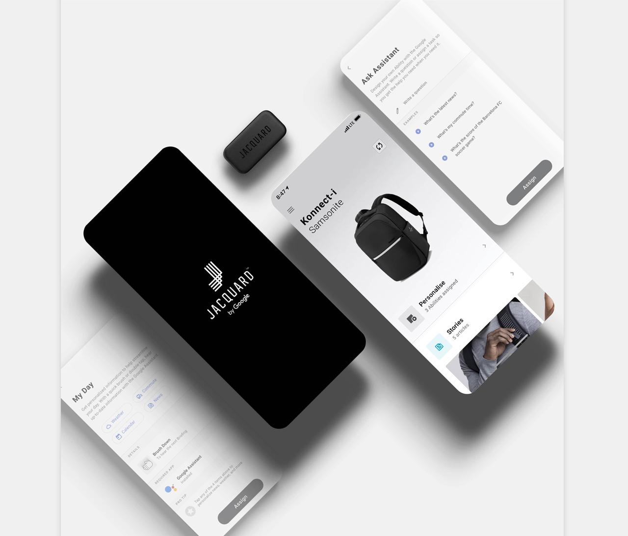 Samsonite Konnect-i Backpack Website