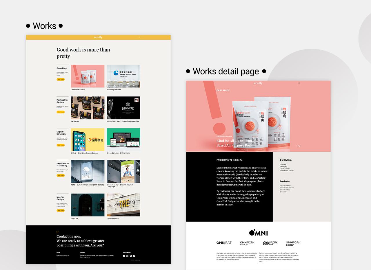 Really Design Website