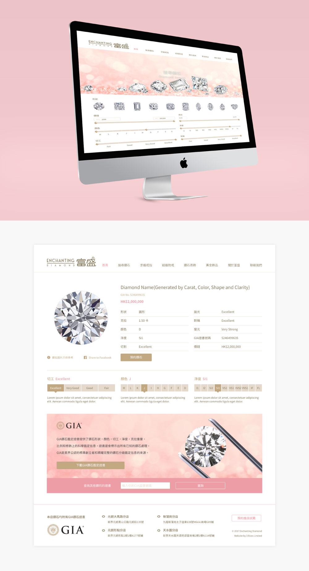Enchanting Diamond