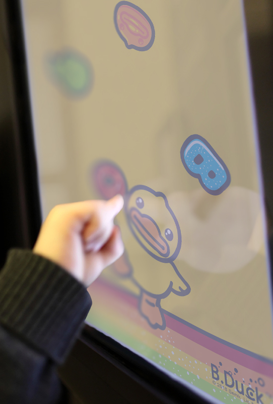 B.Duck Interactive Game