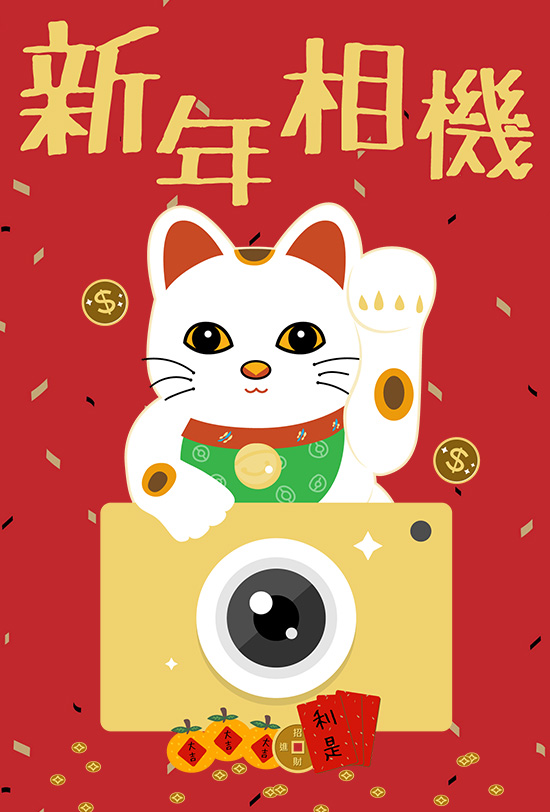 Chinese New Year Camera