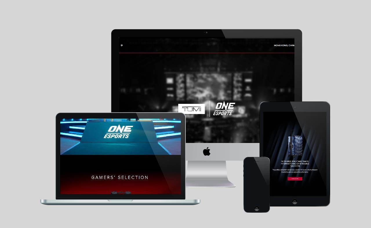Tumi esport website